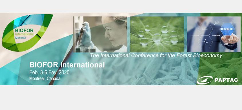 Paper Advance - BIOFOR International 2020